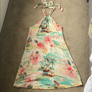 Hawaiian Tommy Bahama Dress